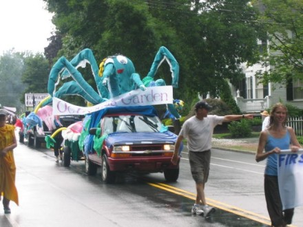 Octopus's Garden Float